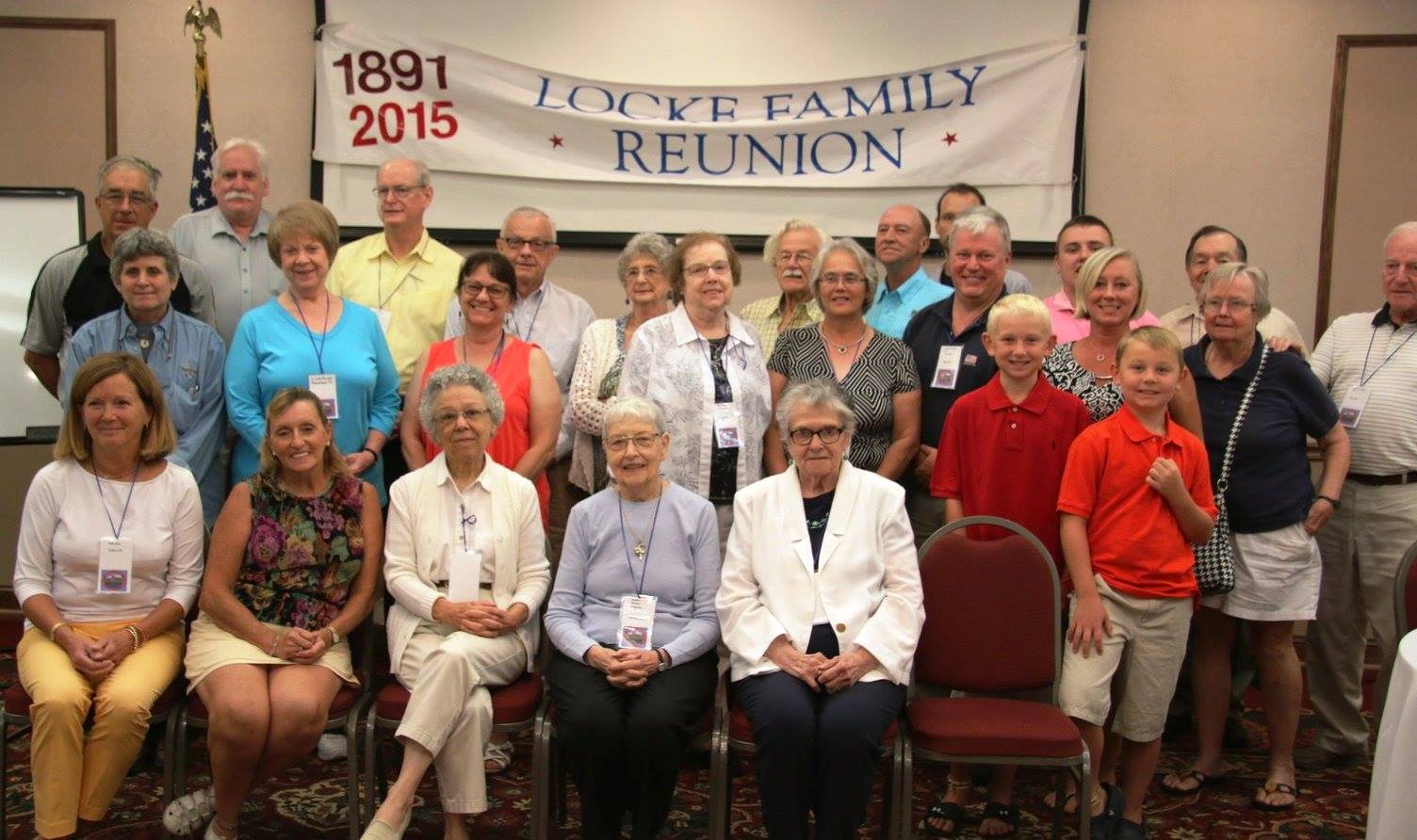2015 Locke Family Association Reunion Portsmouth NH