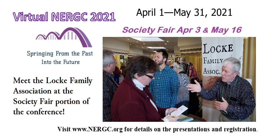 """Featured image for """"We Will Be At NERGC 2021!"""""""
